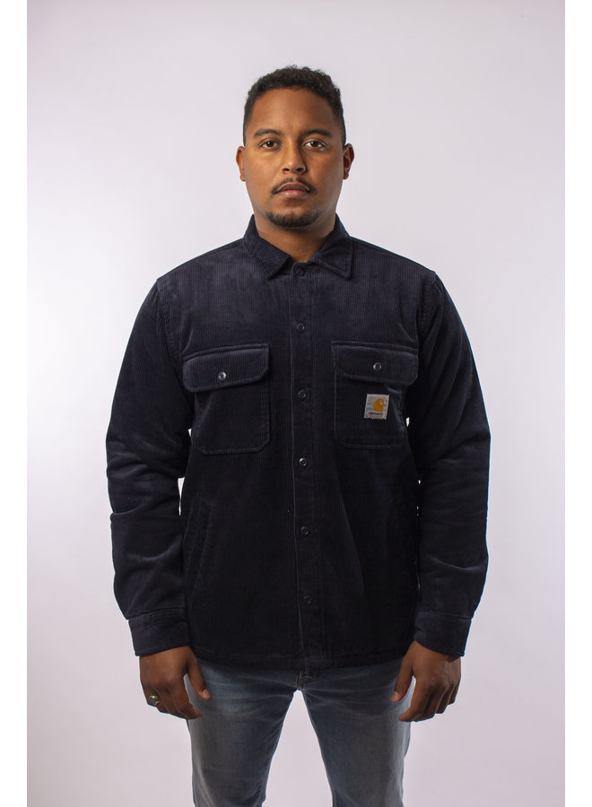 Carhartt - Whitsome Shirt Jac - Dark Navy
