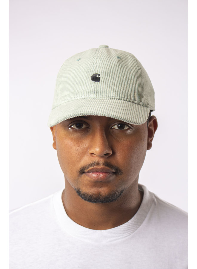 Carhartt - Harlem Cap - Frosted Green/ Black