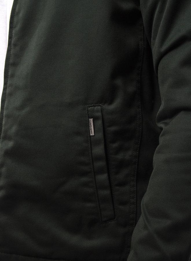 Carhartt - Modular Jacket - Dark Teal Rinsed