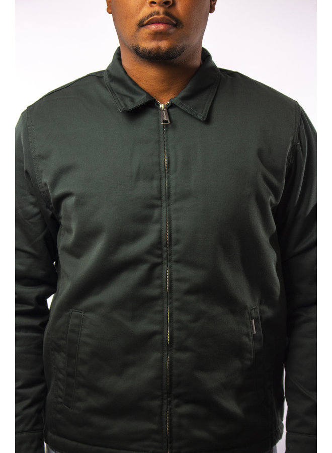 Carhartt - Modular Jacket - Dark Teal Rinsed