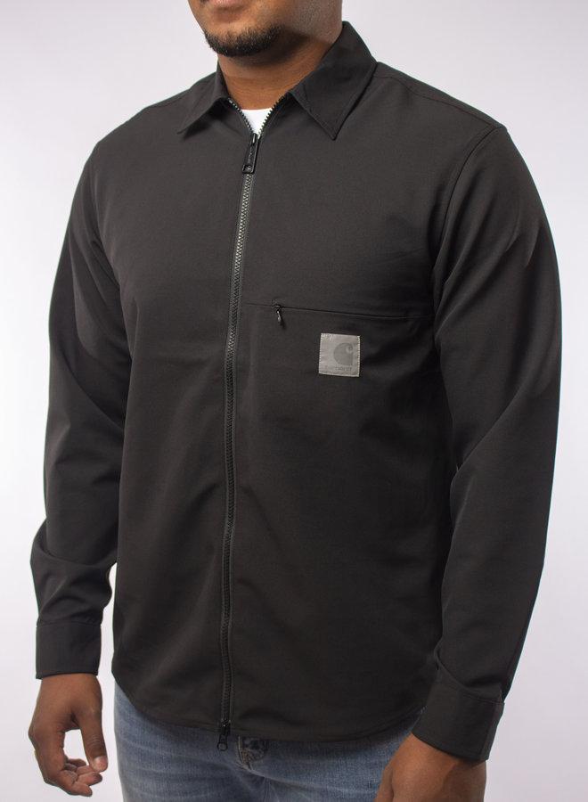 Carhartt - L/S Colewood Shirt - Black