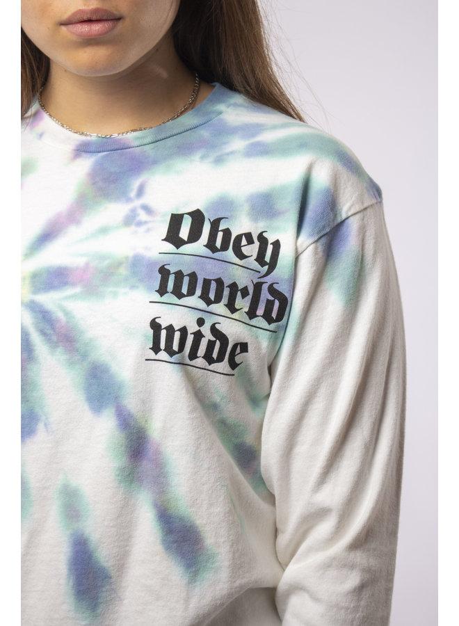 Obey - Obey Worldwide - White Firecracker Multi