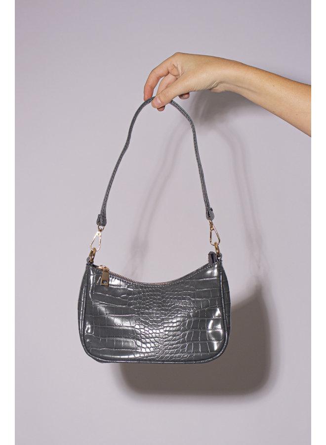Vintage Handbag - Grey