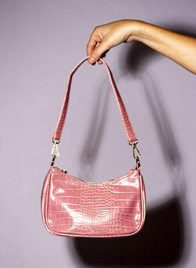 Vintage Handbag - Pink