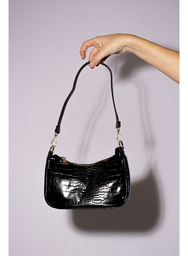 Vintage Handbag - Black