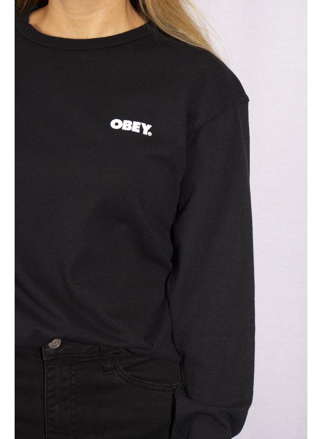 Obey - Obey Bold - Off Black