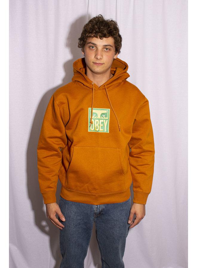 Obey - Stack Hood - Pumpkin Spice