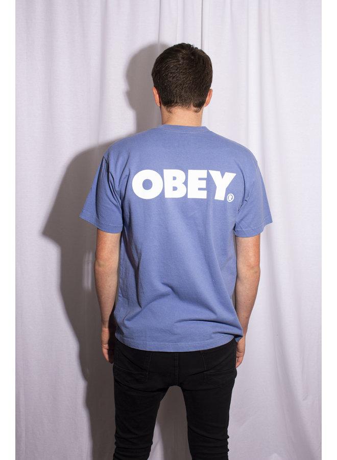 Obey - Obey Bold - Purple Mountain