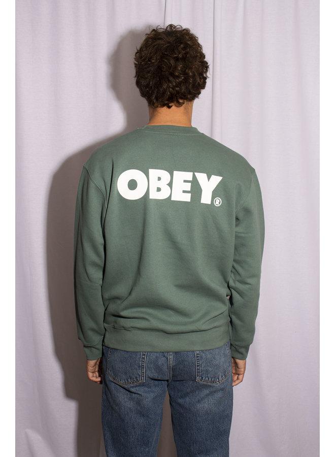 Obey - Obey Bold - Mallard Green