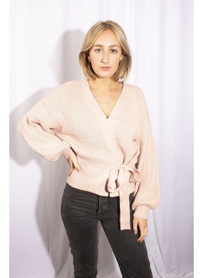 Laura Vest - Light Pink