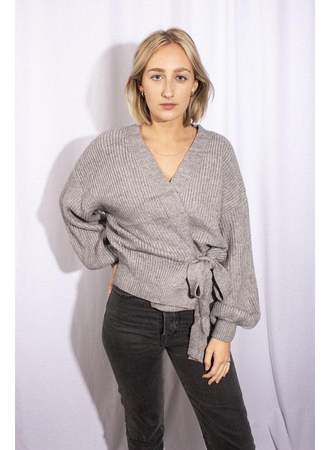 Laura Vest - Grey