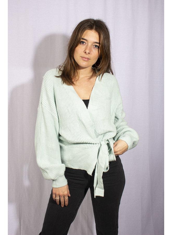 Laura Vest - Mint