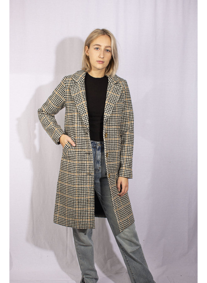 24 Colours - Checked Jacket 90309