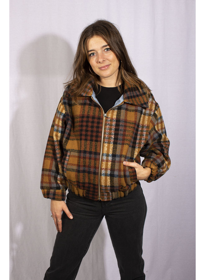 24 Colours - Jacket 90308a - Brown