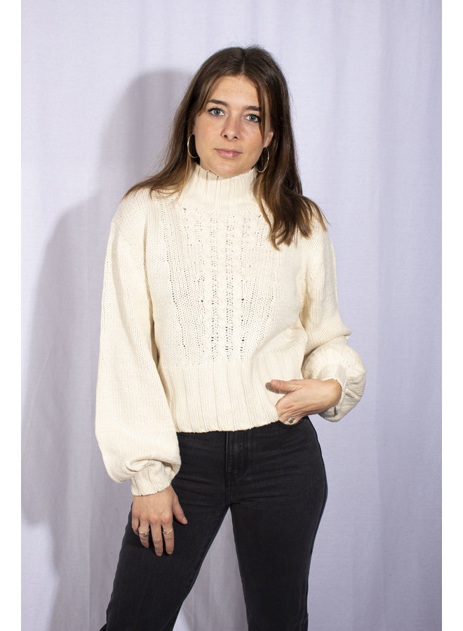 Nina Sweater - Beige