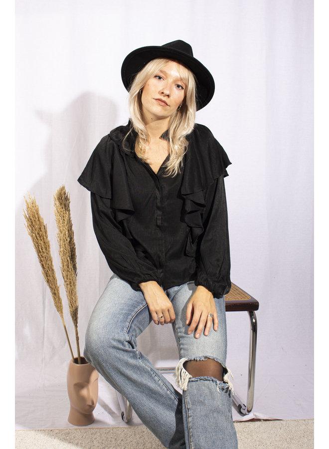 Crissy Shirt - Black