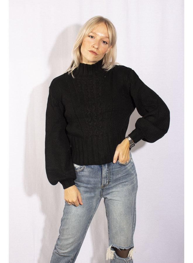 Nina Sweater - Black