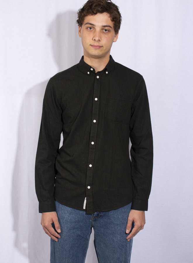 Minimum - Jay 2.0 Shirts - Racing Green Me