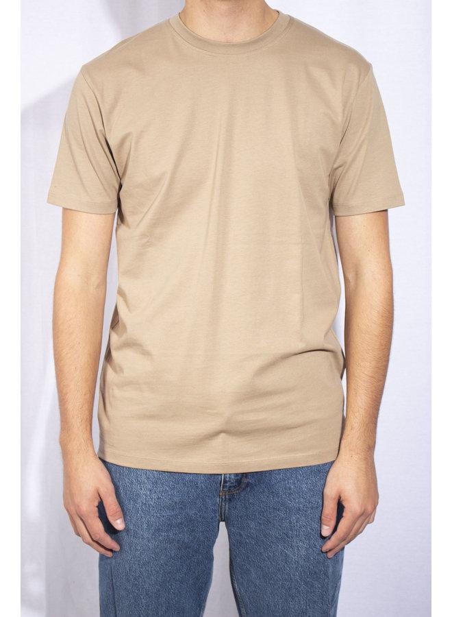 Minimum - Aarhus T-Shirt - Khaki