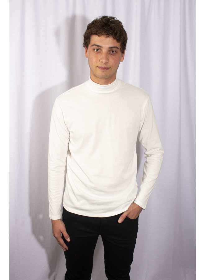 Minimum - Kyle T- Shirts - Broken White