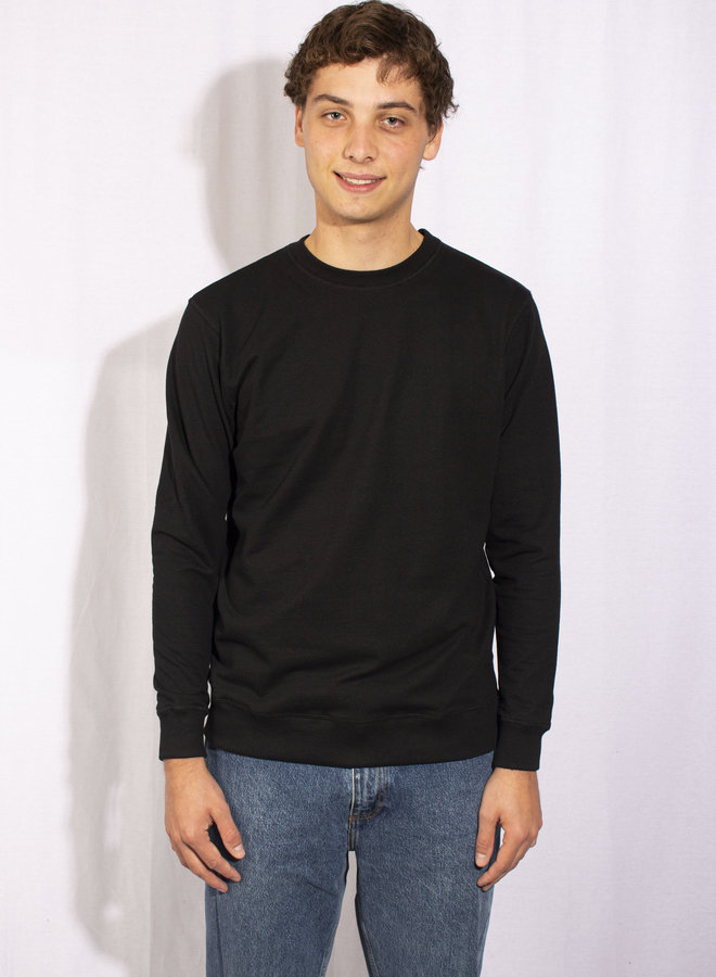 Minimum - Scar Sweatshirt - Black