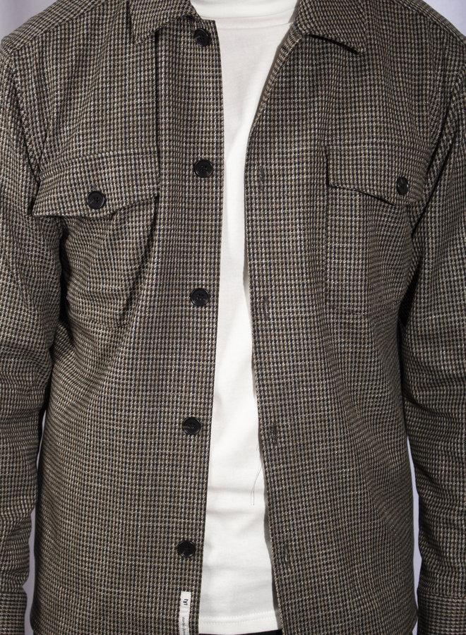 Minimum - Fjell Shirts - Dark Olive