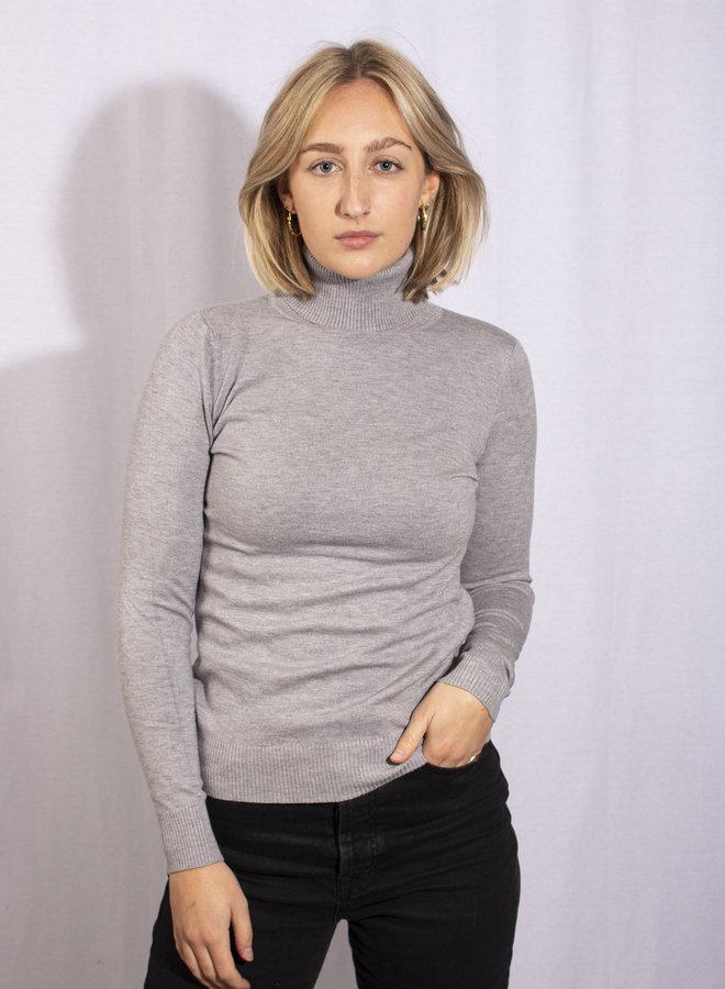Col Sweater - Grey