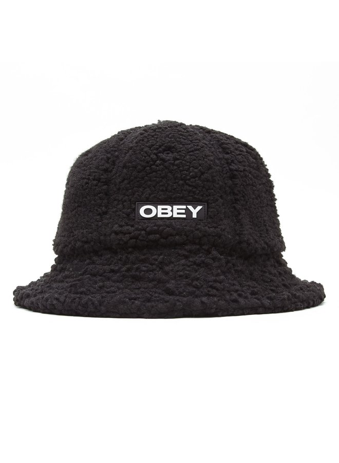 Obey - Quinn Bucket Hat  - Black