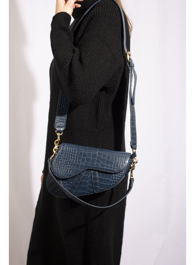 Saddle Bag - Dark Navy