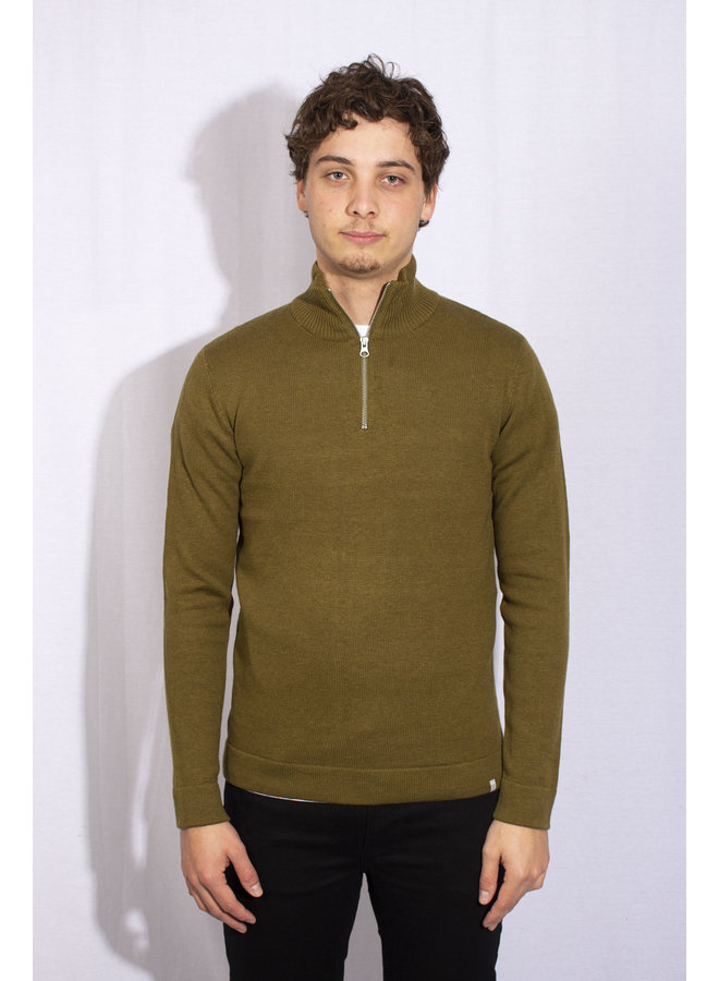 Minimum - Lesna Jumpers & Cardigans - Fir Green