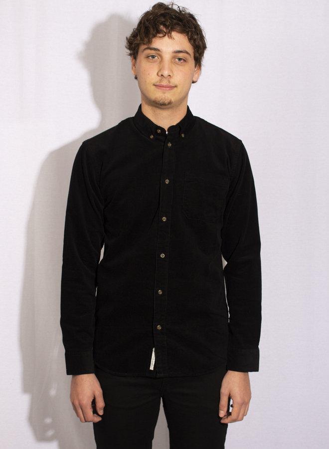 Minimum - Zach Shirts - Black