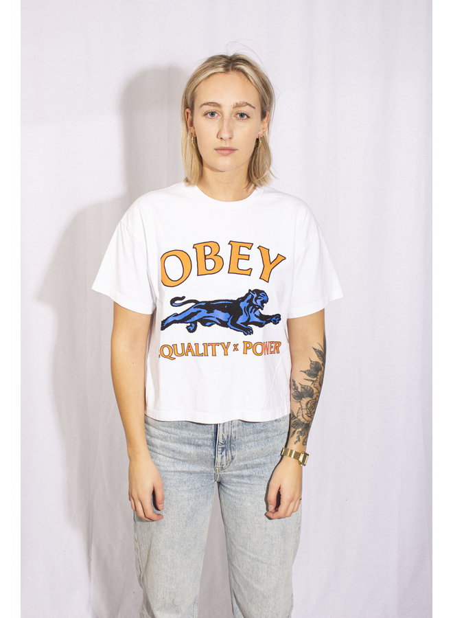 Obey - Equality & Power - White