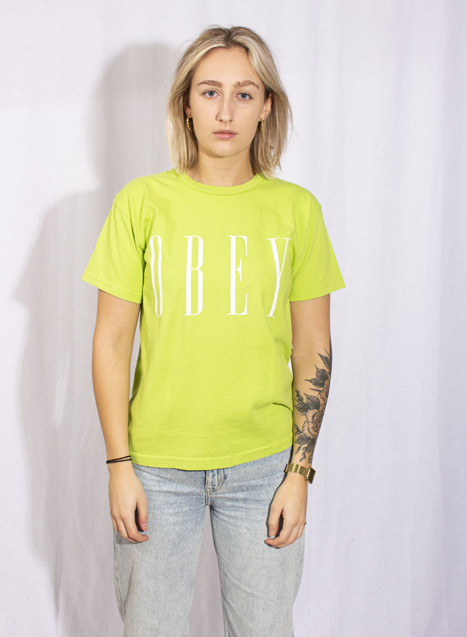 Obey - Obey New - Lime Punch