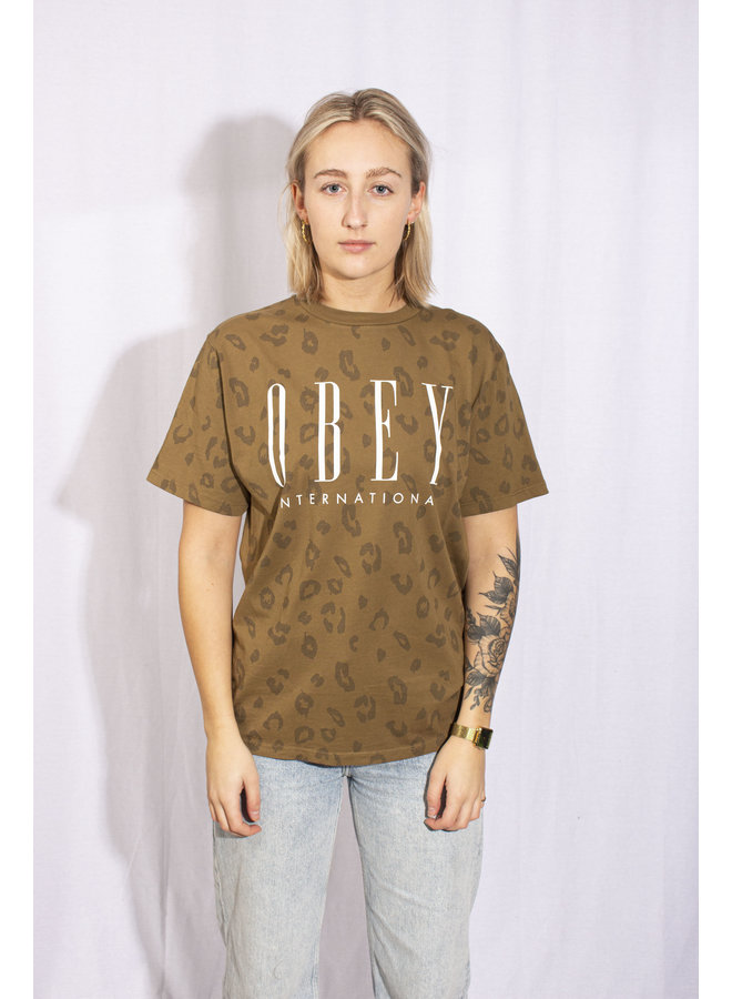 Obey - International New - Canteen Leo