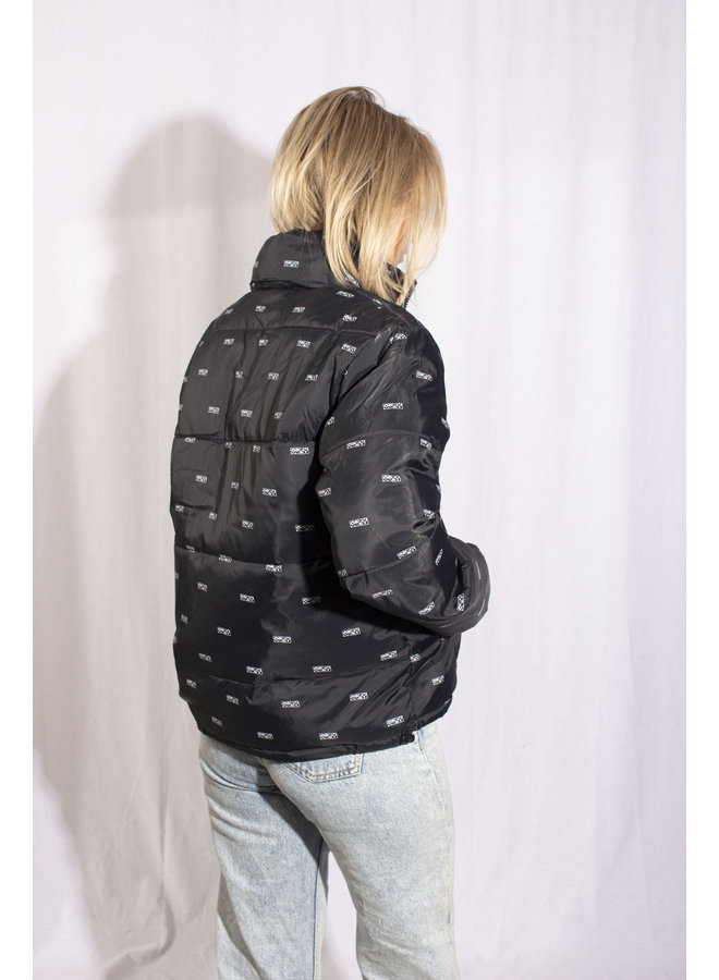 Obey - Ruby II Jacket - Black Multi