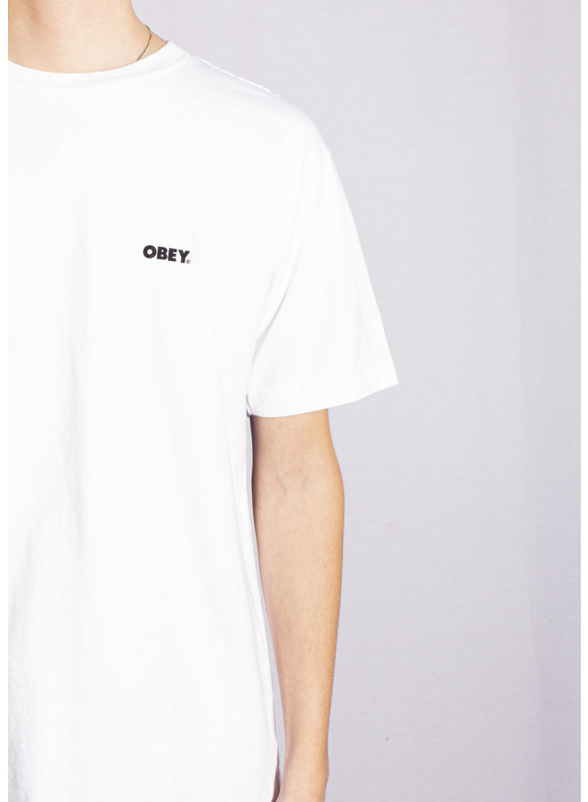 Obey - Protect the Planet - White