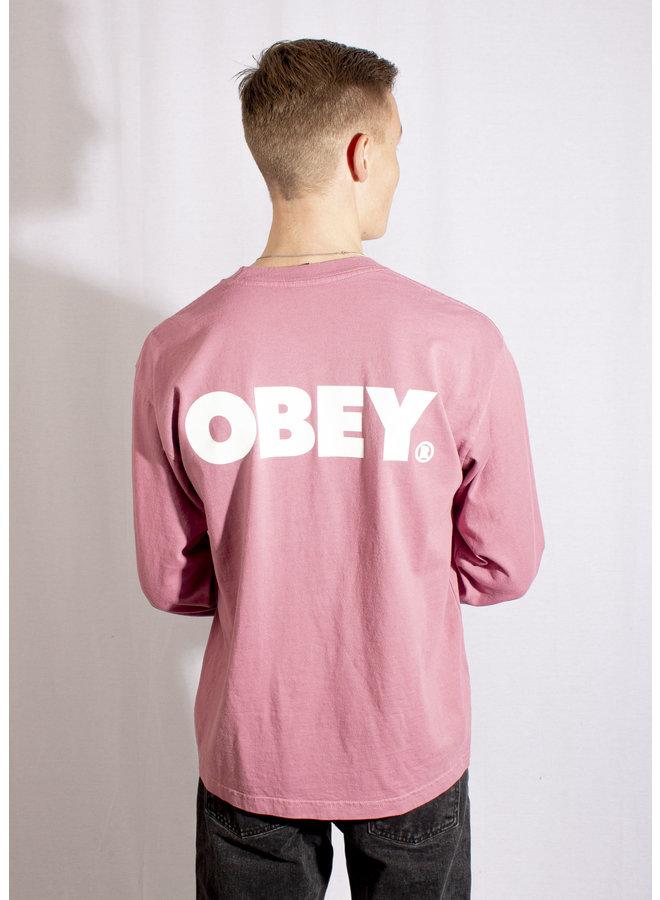 Obey - Bold - Mesa Rose
