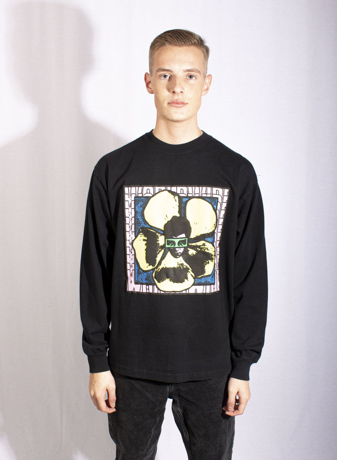 Obey - We make the flowers grow - Off Black