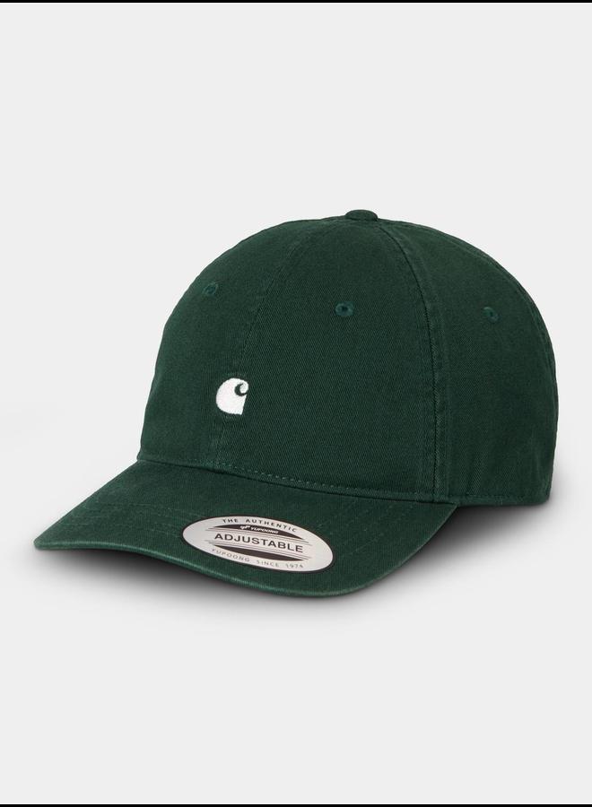Carhartt - Madison Logo Cap - Bottle Green