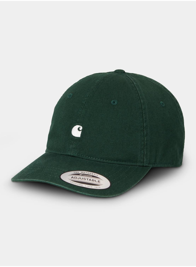 Carhartt - Madison Logo Cap - Bottle Green
