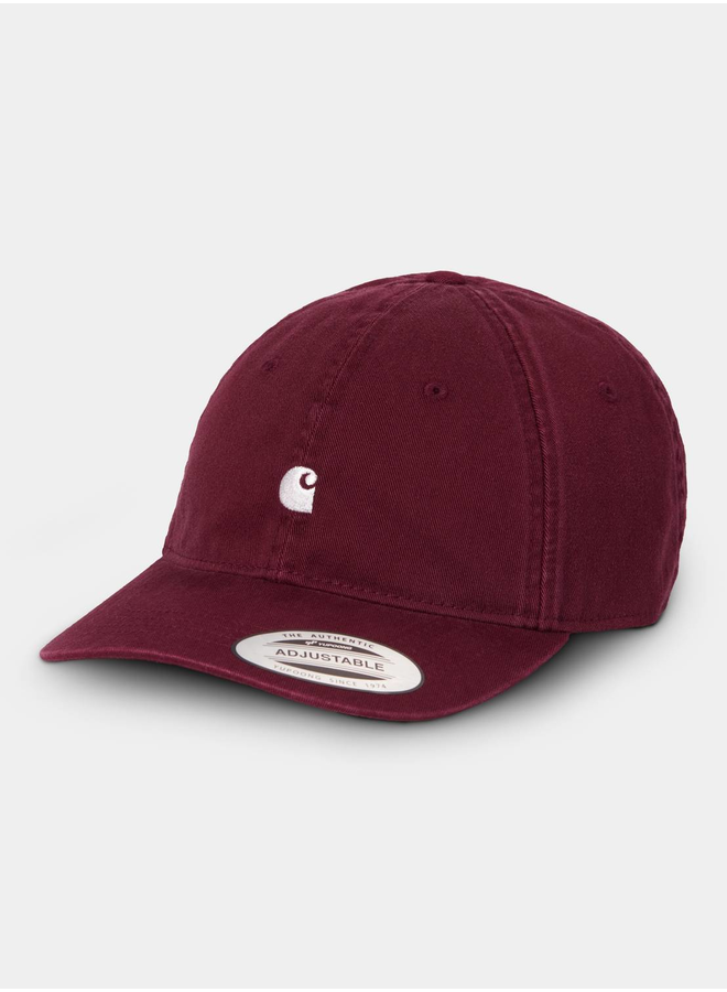 Carhartt - Madison Logo Cap - Bordeaux