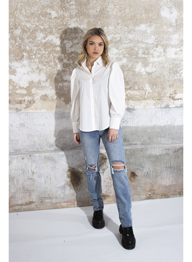 Lisa White Shirt