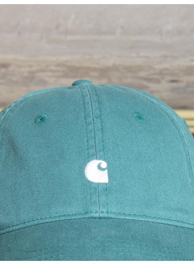 Carhartt - Madison Logo Cap - Hydro/Wax