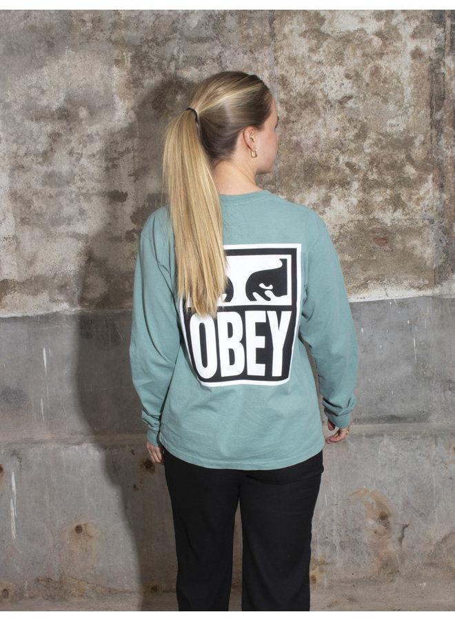 Obey Womens - Obey Eyes - Green Leaf