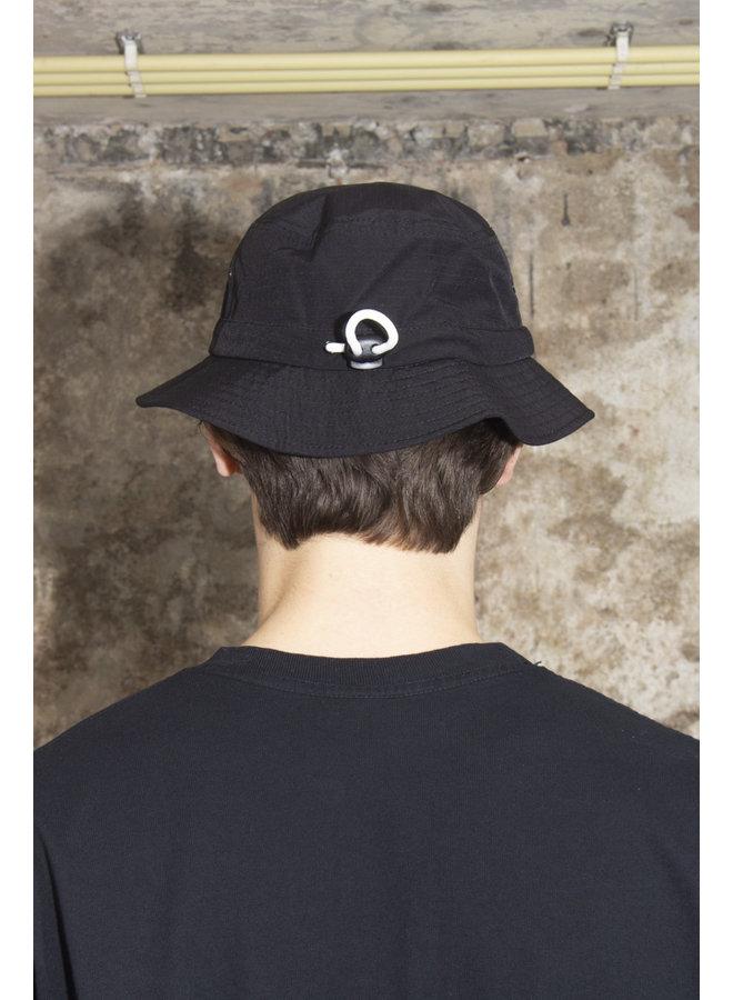 OBEY - Bold Jazz Bucket Hat - Black