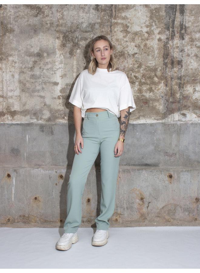 Gigi Pants - Mint Green