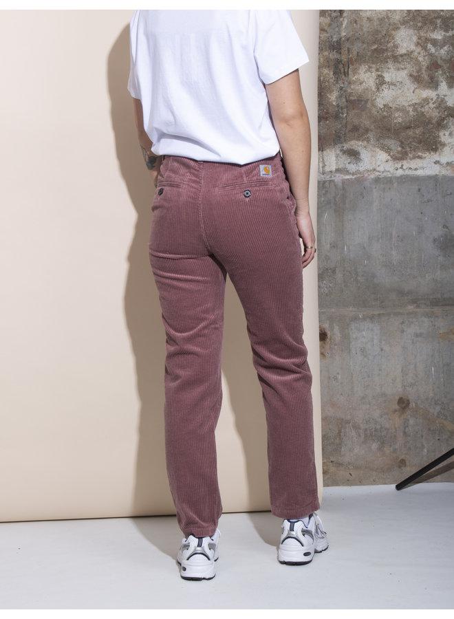 Carhartt Women - Menson Pants - Malaga Rinsed