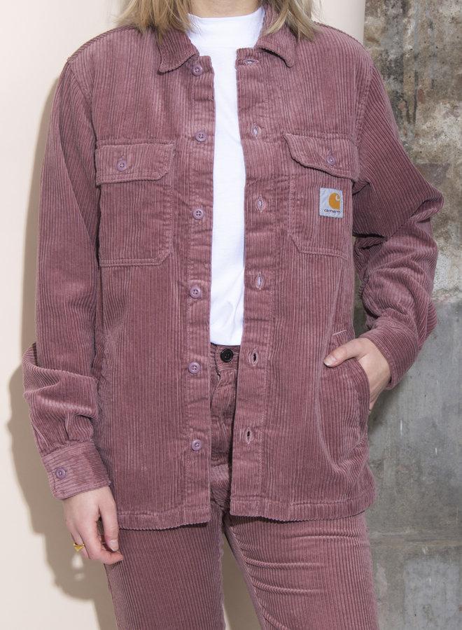 Carhartt Women - Dixon Shirt Jac - Malaga Rinsed