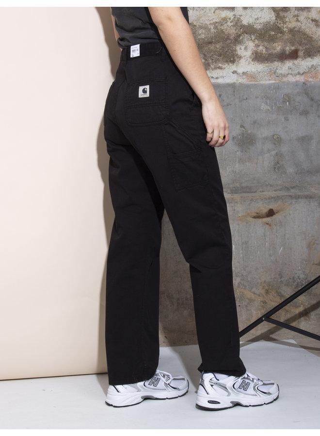 Carhartt Women - Pierce Pants Straight - Black