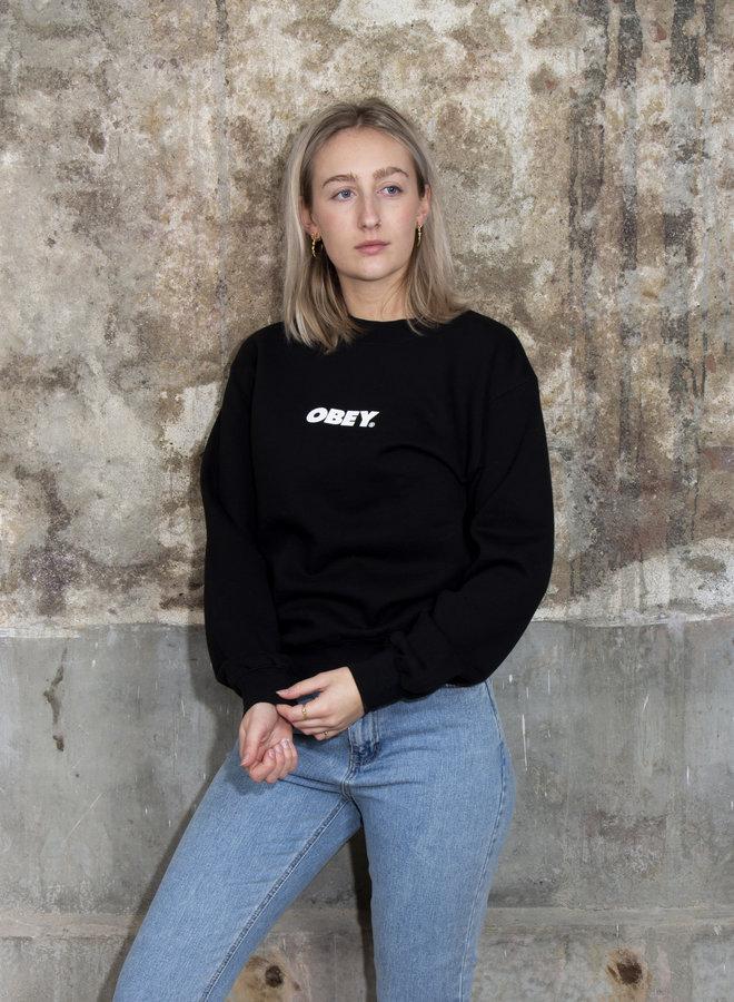 Obey Womens - Bold - Black